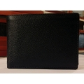Gents Wallet - Fine Leather