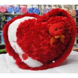 Gift Heart Cushion